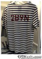 EXO - Stardium Playground Stripe T-Shirt (Chen / Black) (One Size)