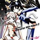 Anime Sly Girls Character Mini Album 2 Eika ichijo & Karen Sonomiya (Japan Version)