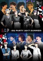 S.Q.P -SQ PARTY 2017 SUMMER- [DVD+CD] (Japan Version)