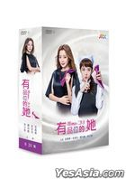 The Lady in Dignity (2017) (DVD) (Ep. 1-20) (End) (Multi-audio) (JTBC TV Drama) (Taiwan Version)