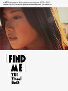 Find Me YUI Visual Best (3DVD+PHOTOBOOK) (First Press Limited Edition)(Japan Version)