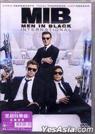 Men In Black: International (2019) (DVD) (Hong Kong Version)