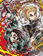 Demon Slayer: Kimetsu no Yaiba the Movie: Mugen Train (DVD) (Limited Edition) (English Subtitled) (Japan Version)