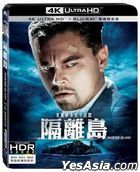 Shutter Island (2010) (4K Ultra HD + Blu-ray) (Taiwan Version)