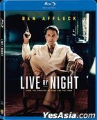 Live by Night (2016) (Blu-ray) (Hong Kong Version)
