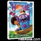 Home (DVD) (Korea Version)