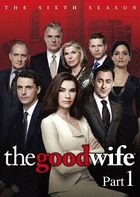 The Good Wife Season 6 (DVD) (part1) (Japan Version)