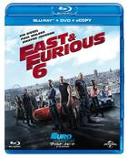 The Fast And The Furious 6 (Blu-ray + DVD + eCOPY) (Japan Version)