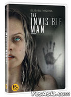 The Invisible Man (DVD) (Korea Version)