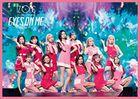 IZ*ONE 1st Concert In Japan [Eyes On Me] Tour Final -Saitama Super Arena-  (Normal Edition) (Japan Version)
