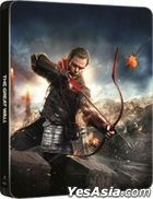 The Great Wall (2016) (Blu-ray) (Steelbook) (Hong Kong Version)