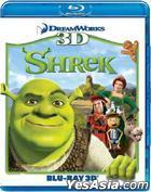 Shrek (2001) (Blu-ray) (Hong Kong Version)
