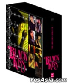 Black Kiss (DVD) (First Press Limited Edition) (English Subtitled) (Japan Version)