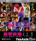 Lan Kwai Fong 3 Movie Boxset (Blu-ray) (Hong Kong Version)