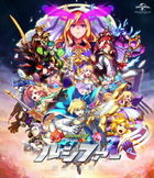 Monster Strike THE MOVIE Lucifer Zetsubou no Yoake (Blu-ray) (Normal Edition) (Japan Version)