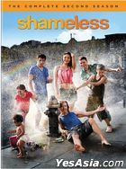 Shameless (2011) (DVD) (The Complete Second Season) (US Version)