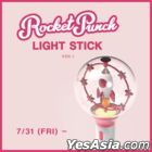 Rocket Punch Official Light Stick