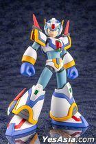 Mega Man X : 1:12 4th Armor Plastic model