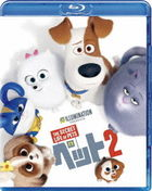 The Secret Life Of Pets 2  (Blu-ray) (Japan Version)