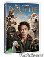 Dolittle (DVD) (Korea Version)