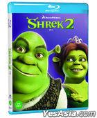 Shrek 2 (Blu-ray) (Korea Version)