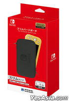 Nintendo Switch Lite Slim Hard Pouch (黑色) (日本版)