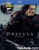 Dracula Untold (2014) (Blu-ray) (Steelbook) (Taiwan Version)