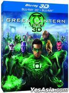 Green Lantern (Blu-ray) (2-Disc) (2D + 3D) (Korea Version)