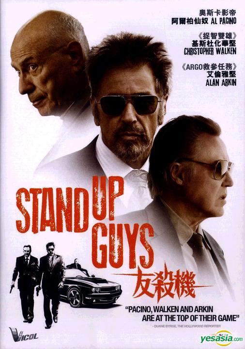 Re: Jako za starejch časů / Stand Up Guys (2012)