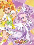 Dokidoki! PreCure Vol.2 (Blu-ray)(Japan Version)