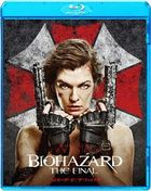 Resident Evil: The Final Chapter (Blu-ray) (Special Priced Edition) (Japan Version)