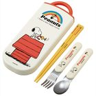 SNOOPY Cutlery Set with Case