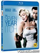 The Seven Year Itch (Blu-ray) (Korea Version)
