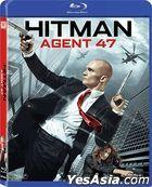 Hitman: Agent 47 (2015) (Blu-ray) (Hong Kong Version)