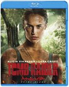 Tomb Raider  (Blu-ray) (Japan Version)