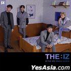 IZ Single Album Vol. 3 - THE:IZ + Poster in Tube