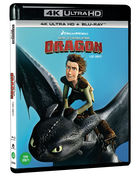 How to Train Your Dragon (4K Ultra HD + Blu-ray) (2-Disc) (Korea Version)