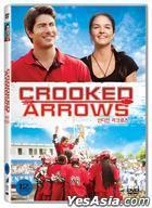 Crooked Arrows (DVD) (Korea Version)