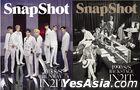 IN2IT Single Album - SnapShot (Runway + Backstage Version) + 2 Posters in Tube