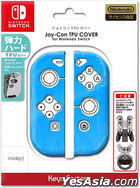 Nintendo Switch Joy-Con TPU COVER (Blue) (Japan Version)