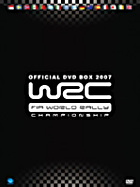 WRC WORLD RALLY CHANPIONSHIP 2007 DVD-BOX (Japan Version)