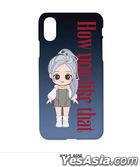BLACKPINK H.Y.L.T Official Goods - Phone Case (H.Y.L.T. Rosé) (Hard) (iPhone XS Max)