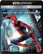 The Amazing Spider-man 2 (4K Ultra HD + Blu-rayt) (Japan Version)