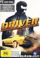 Driver: San Francisco (英文版) (DVD 版)