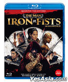 The Man With The Iron Fists (Blu-ray) (Korea Version)
