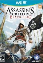 Assassin's Creed IV Black Flag (Wii U) (US Version)