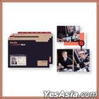 Stray Kids 1ST #LoveSTAY [SKZ-X] OFFICIAL GOODS - Postcard & ID File Set (Felix)