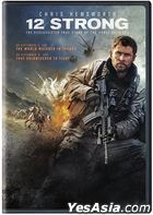 12 Strong (2018) (DVD) (US Version)