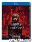 Annabelle Comes Home (2019) (Blu-ray) (Hong Kong Version)