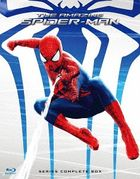 The Amazing Spider-Man Series Blu-ray Complete Box (Japan Version)